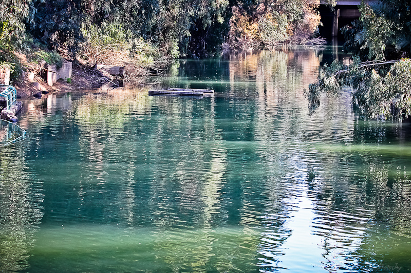 a5d8ed67a221 Yardenit Baptismal Site on the Jordan River – Random Scraps of Thought…
